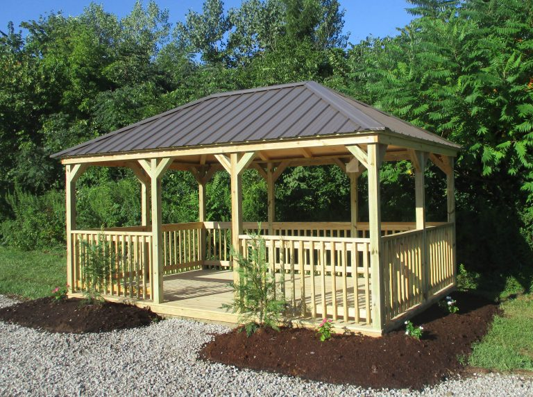 Link to sop our gazebos.